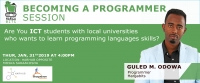 Information Session on Programming Courses at Hargabits